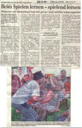 Kronacher Zeitung
