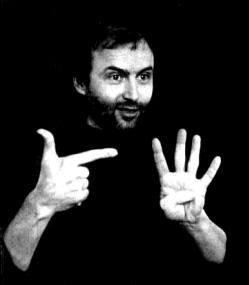 Fingerspiele mit Kinderzirkusdirektor Peter Hofmann
