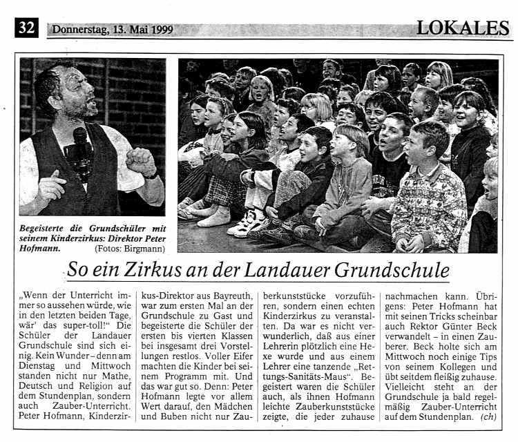 Zeitung Landau